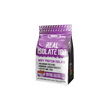 Real Pharm - Real Isolate 100 700 g - suplement diety