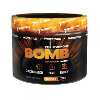 7 Nutrition - BOMB 240 g -...