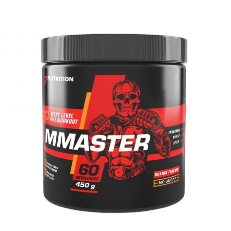 7 Nutrition MMASTER 450g - suplement diety