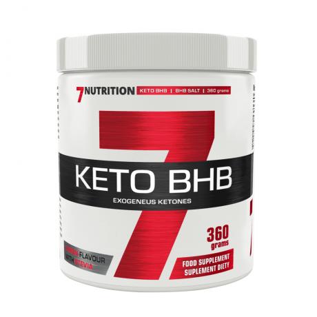 7 Nutrition - Keto BHB 360 g - suplement diety.
