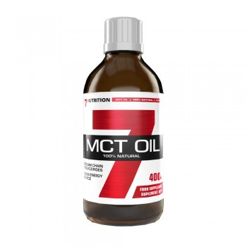 7 Nutrition Olej MCT 400 ml...