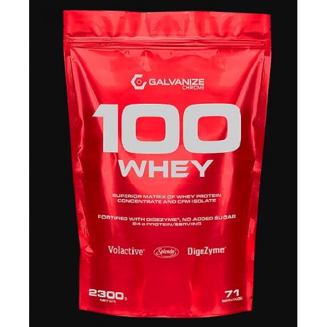 Galvanize Nutrition 100 Whey chrome 1000 g - Suplement diety
