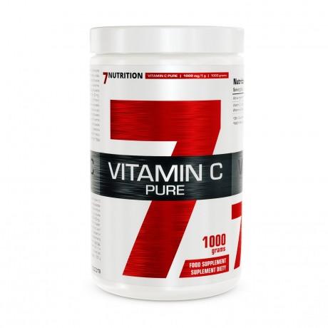 7 Nutrition - Vitamin C 1000 mg 1000g - suplement diety.