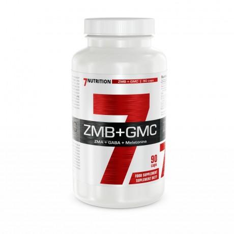 7 Nutrition - ZMB + GMC 90 kaps - suplement diety.