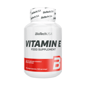 BioTech USA Vitamin E 100...