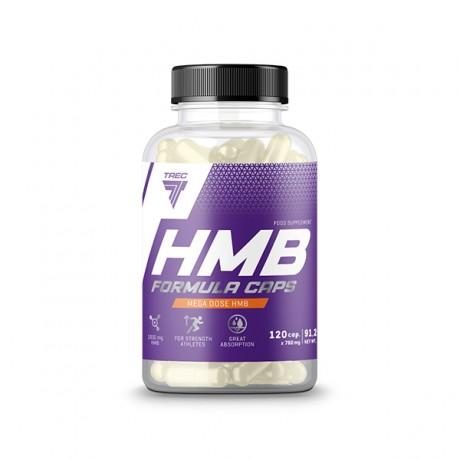 Trec - HMB FORMULA CAPS 240 caps - suplement diety