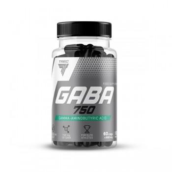 Trec GABA 750 60 cap. -...