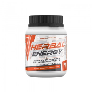 Trec - Herbal Energy - 120...