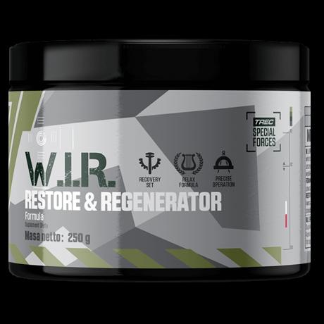 Trec - W.I.R. Restore & Regeneration Formula - 250g - suplement diety
