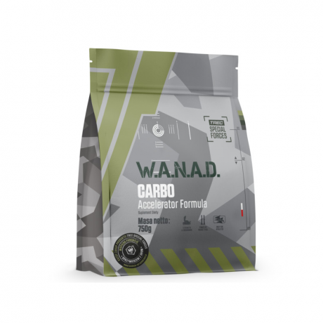 Trec - W.A.N.A.D. Carbo Accelerator Formula - 750g - suplement diety.