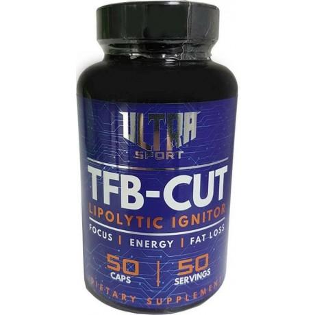 ULTRASPORT TFB-CUT 50 kaps. - suplement diety.