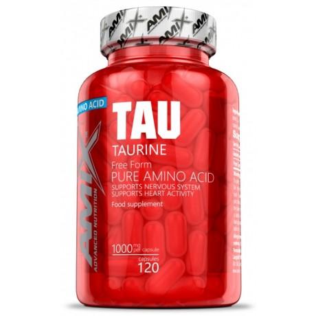 Amix - Taurine 120 kaps. - suplement diety.