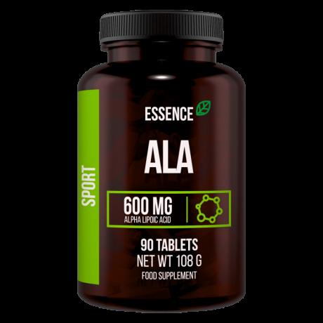 Essence - ALA Alpha Lipoic Acid - 90 tabl. - suplement diety