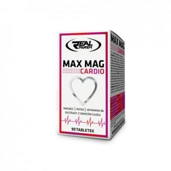 Real Pharm MAX MAG CARDIO...