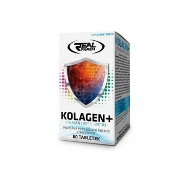 Real Pharm – Kolagen + 60...