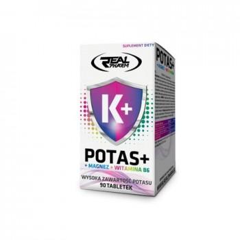 Real Pharm – Potas + 90 tab...