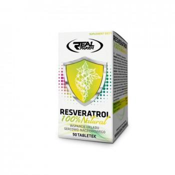 Real Pharm – Resevatrol 90...