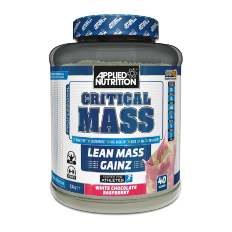Applied Nutrition  Critical Mass 2,4 kg - suplement diety