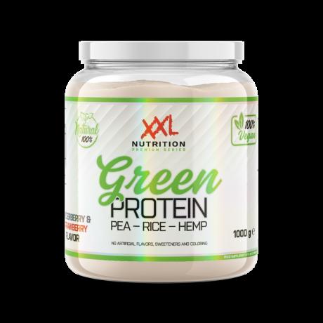 XXL Nutrition - Green Protein 1kg - suplement diety.