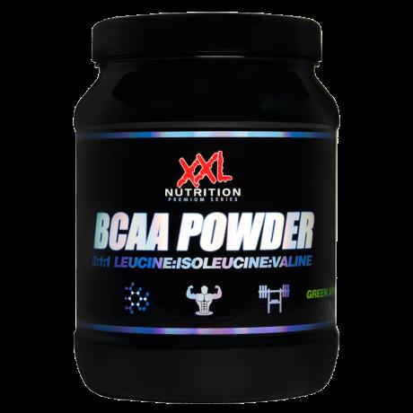 XXL Nutrtion - BCAA Powder 500g - suplement diety.