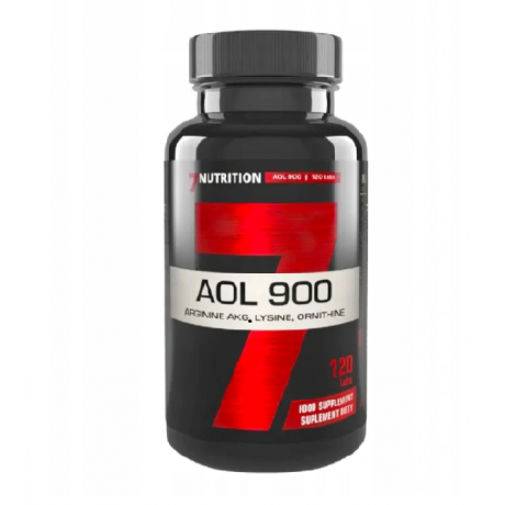 7Nutrition AOL 900 – 120 tabs. - suplement diety.