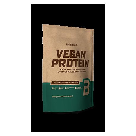 BioTech USA Vegan Protein 2000 g - Suplement diety