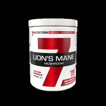 7 Nutrition - Lion's mane...