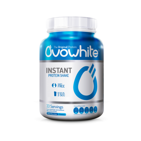 OvoWhite Instant Białko Jajeczne 1000g - suplement diety