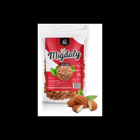 Real Foods - Migdały 500 g