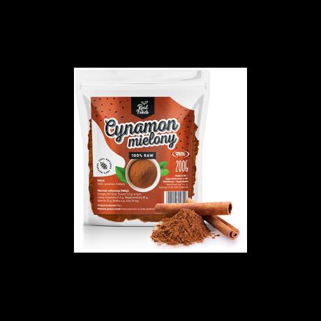 Real Foods - Cynamon mielony 200 g