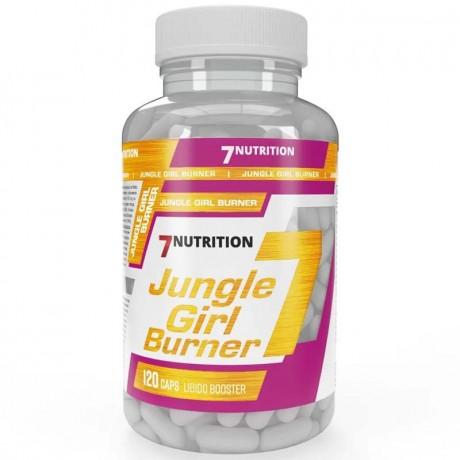 7 Nutrition - Jungle Girl Burner  120 kaps. - suplement diety