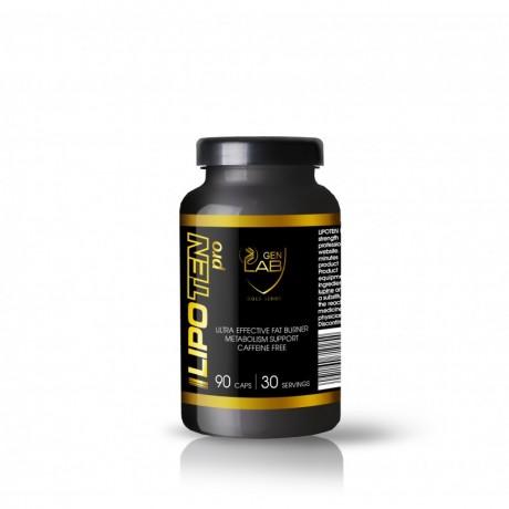 Gen Lab - Lipoten Pro 90 kaps. - suplement diety