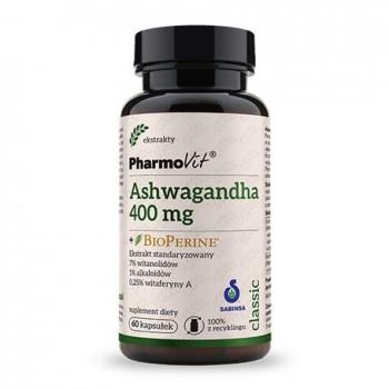 Pharmovit - Ashwagandha +...